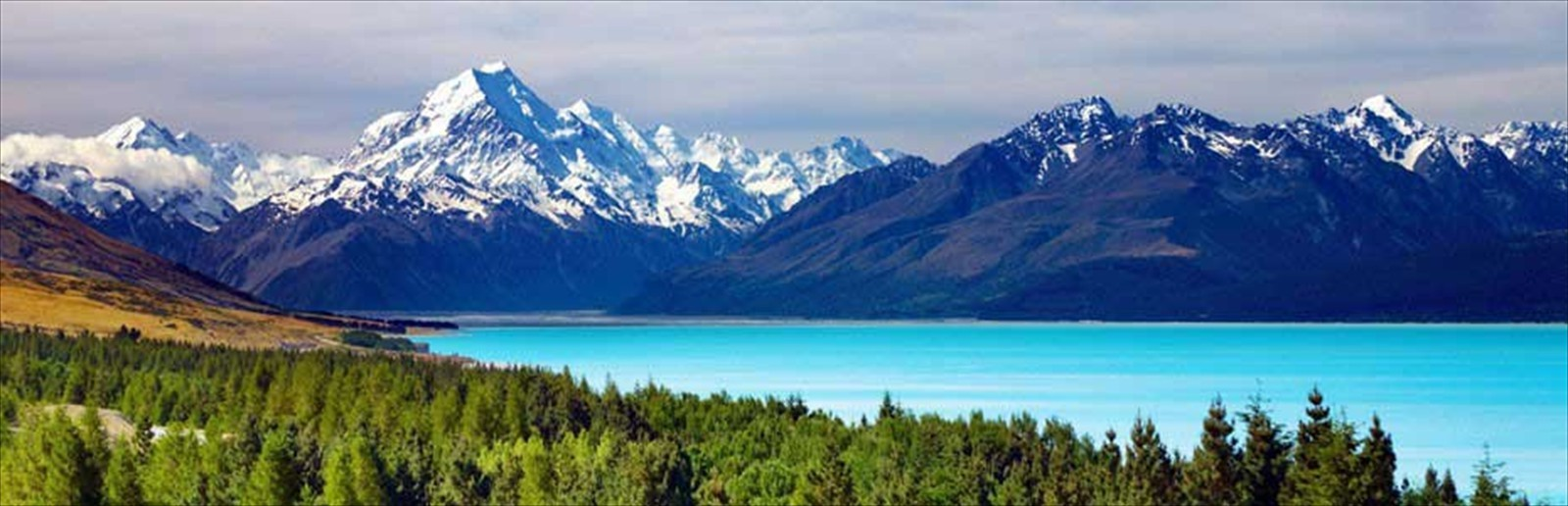 Custom Travel for You - Mt. Cook, New Zealand